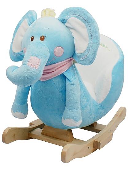 Schaukelelefant von knorr-baby