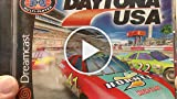 Classic Game Room - DAYTONA USA Review For Sega Dreamcast