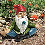 Park Avenue Collection Zen Garden Gnome Statue