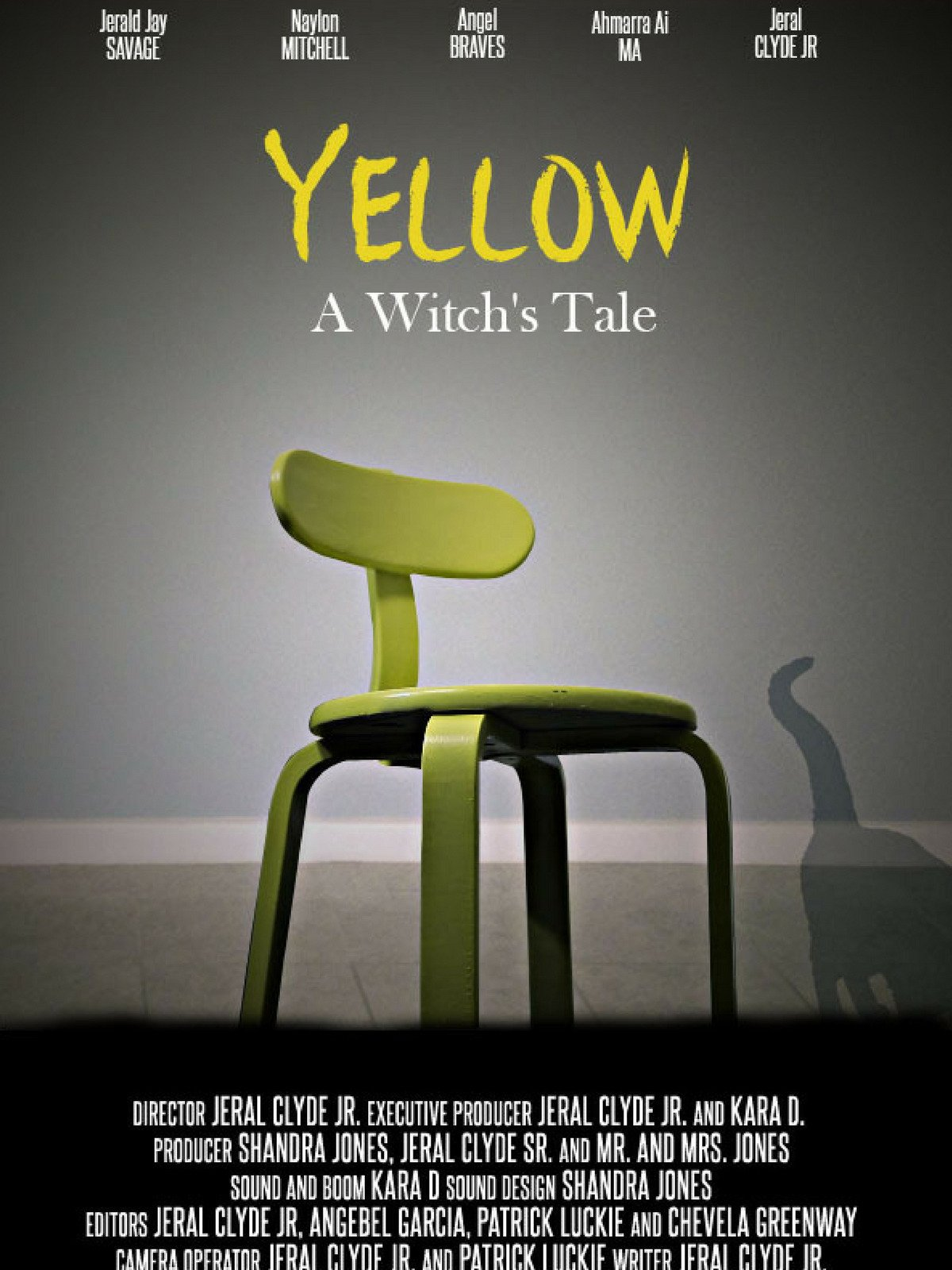 Yellow a Witch's Tale