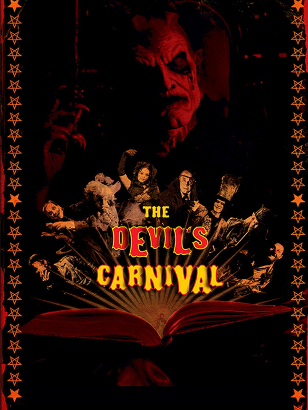 The Devil's Carnival on Amazon Prime Instant Video UK