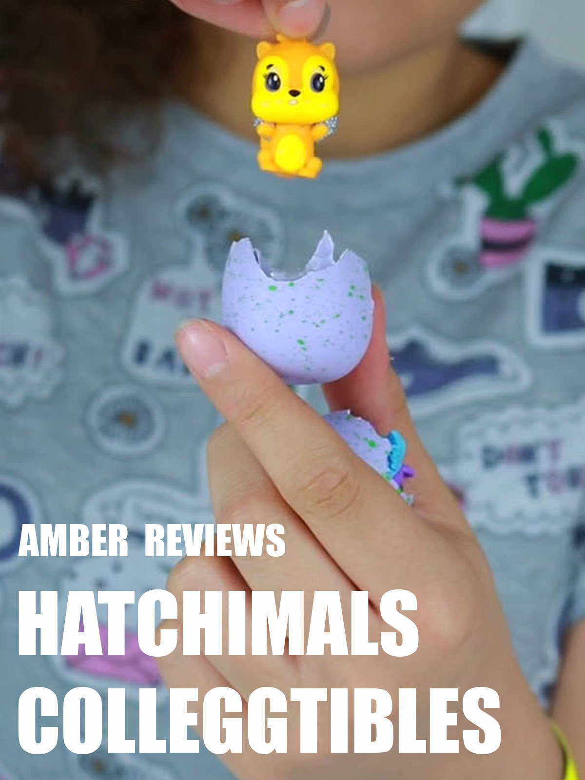 Amber Reviews Hatchimals Colleggtibles