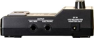 Roland Mic Processor for the EC-10 ELCajon (EC-10M) (Color: Black)