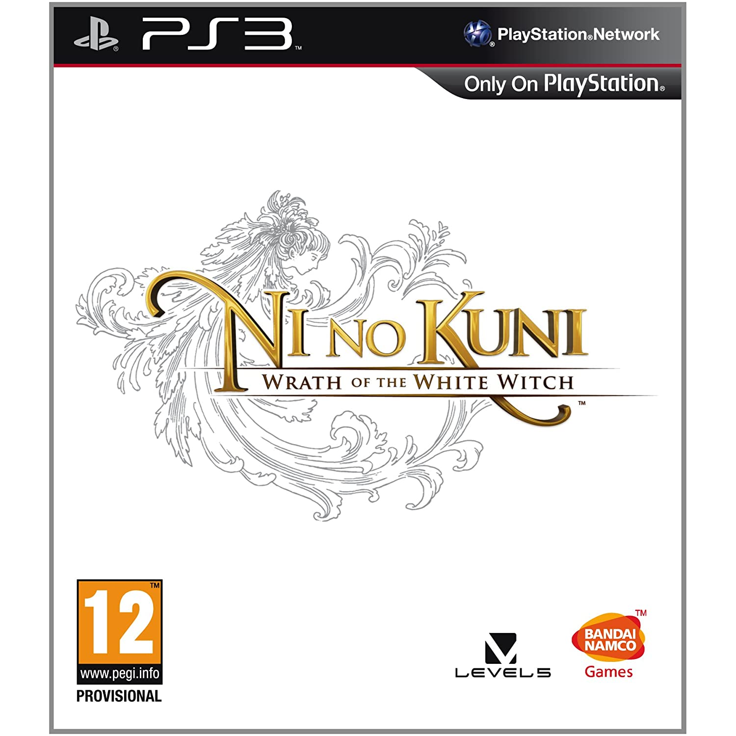 The Ni No Kuni box