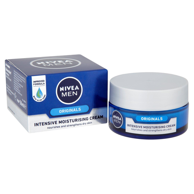 Nivea Men Originals Intensive Moisturising Cream, 50ml | bidorbuy.co.za