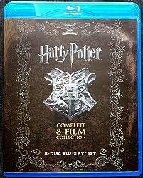 【初回生産限定】ハリー・ポッター ブルーレイ コンプリートセット [Blu-ray] (2001)