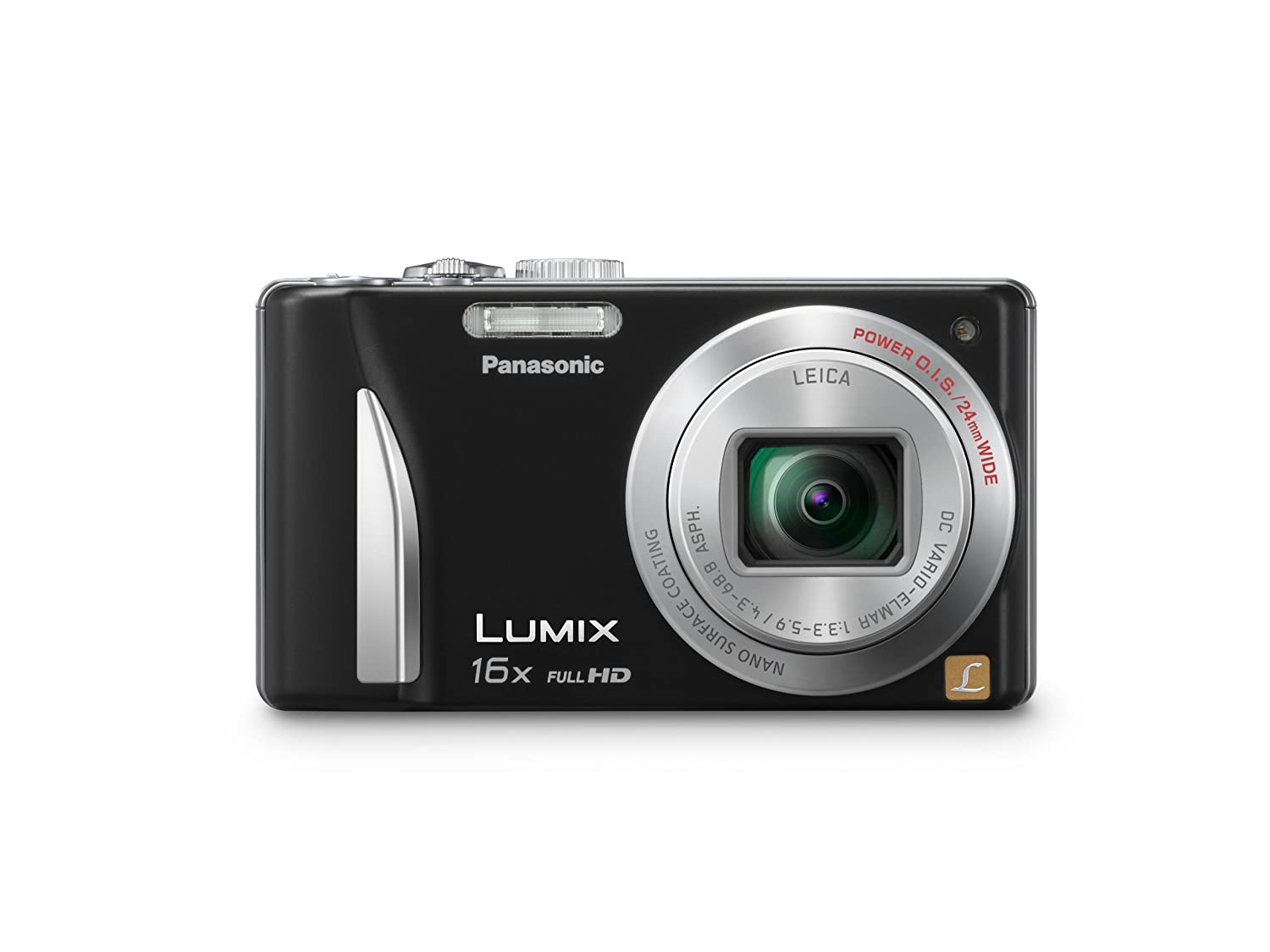 Panasonic LUMIX DMC-ZS15 12.1 MP High Sensitivity MOS Digital Camera with 16x Optical Zoom ($149.00)