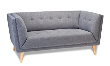 PKline Sofa PRIM in grau