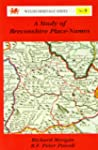 Study of Breconshire Place-names (Wel...
