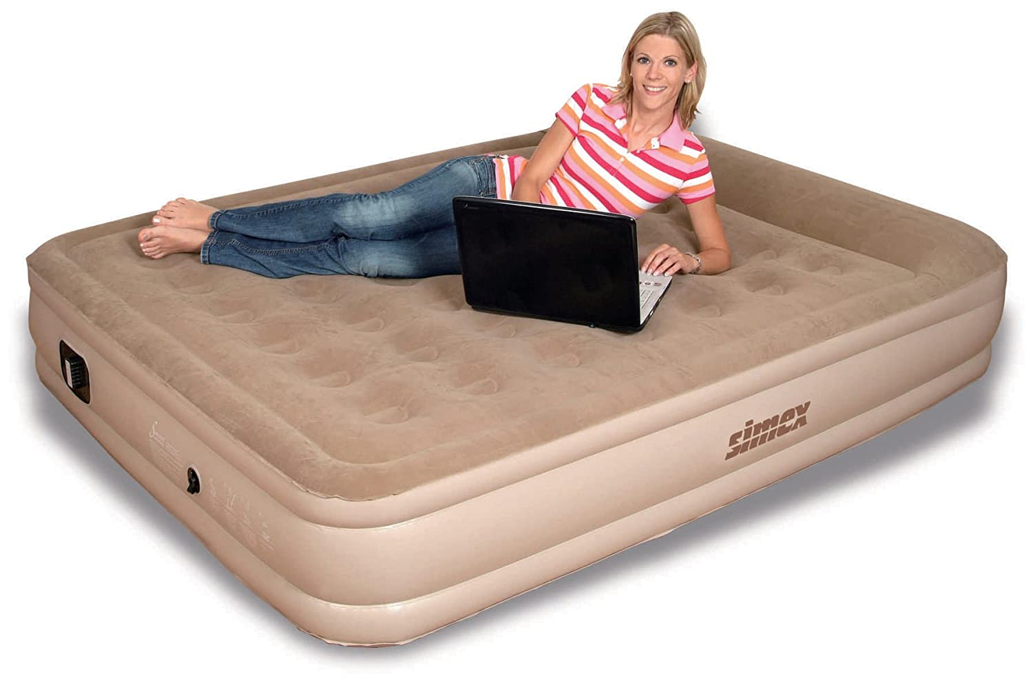 Luftbett Studioline Smooth Comfort Queen
