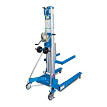 "Genie Super Lift Advantage, SLA- 15,  800 lbs Load Capacity, Lift Height 16' 4"", Load & Transport with Single User"