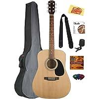 Fender FS01 Squier Acoustic Guitar Bundle
