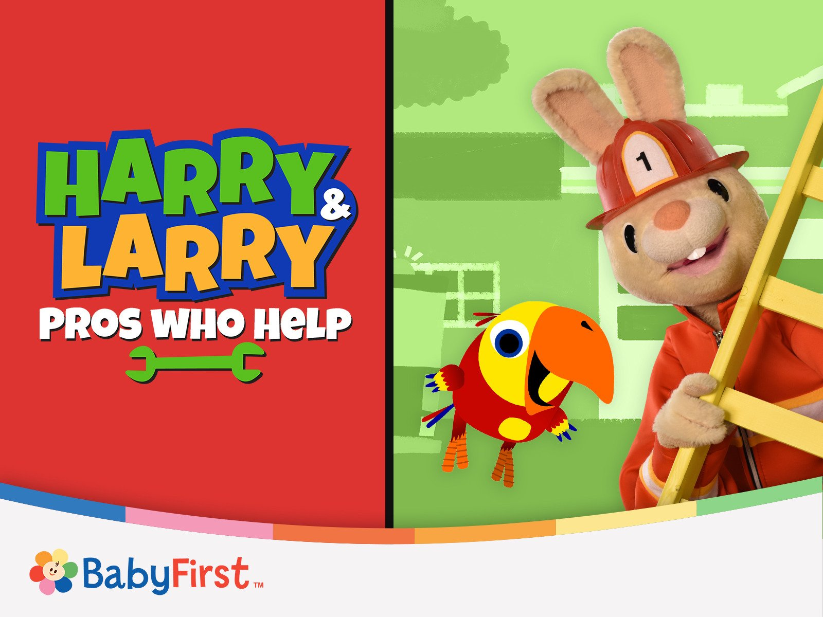 Vocabulary and Numbers with Harry the Bunny and Friends - Season 2