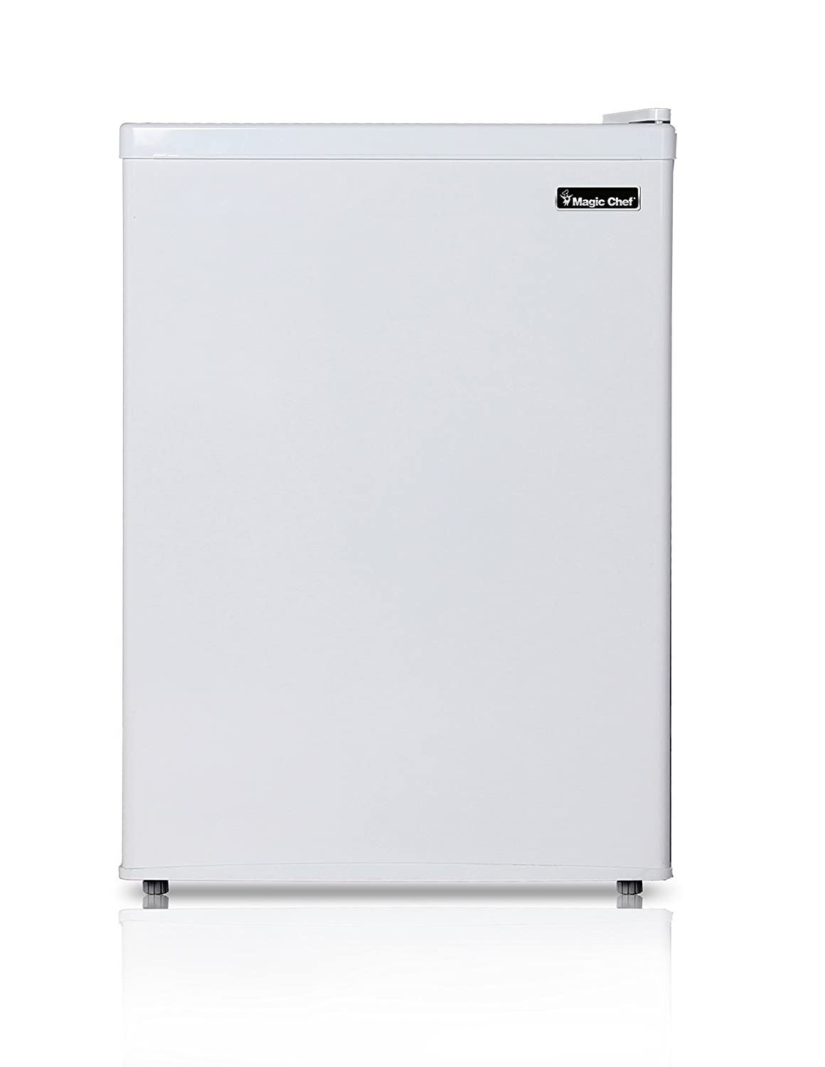 Magic Chef MCBR240W1 Refrigerator, 2.4 cu.ft., White