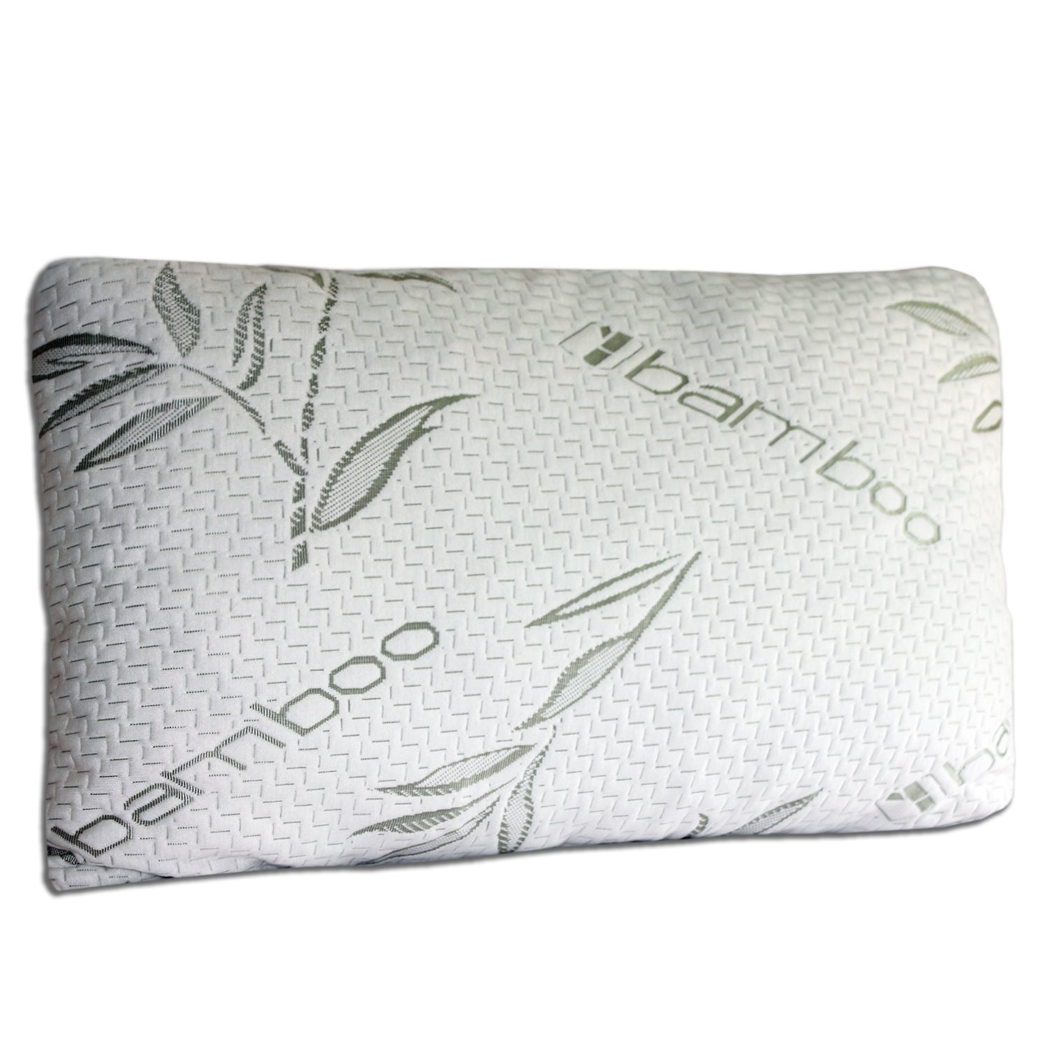 bamboo memory foam pillow reviews