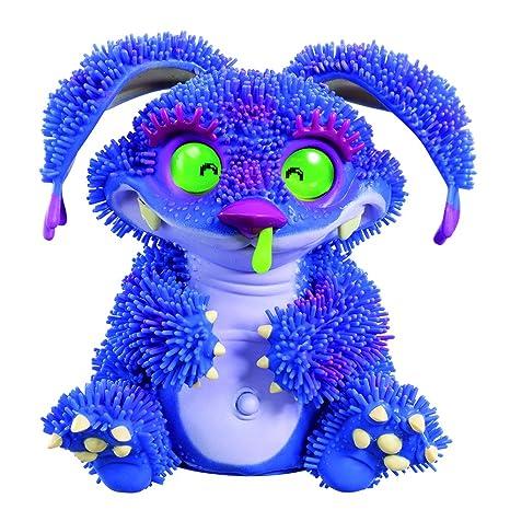 Xeno - Peluche Interactive - Monstre Bleu