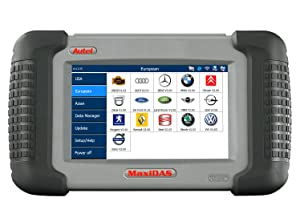 Autel Maxidas DS708 Scanner Review