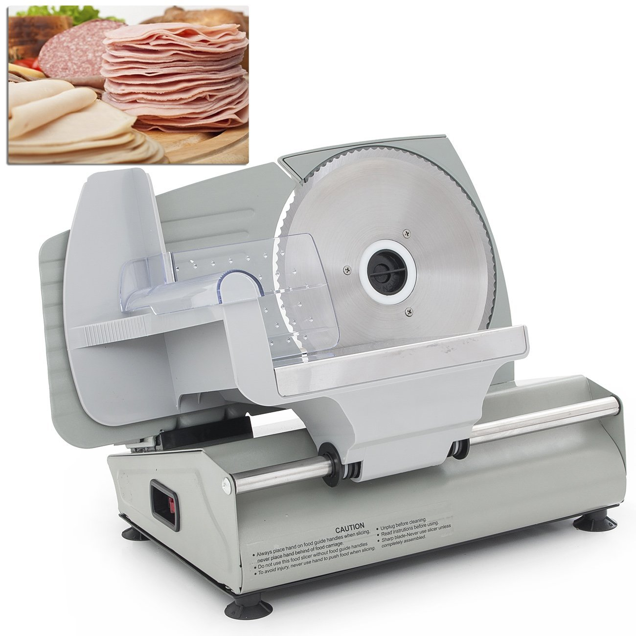 Choosing the Best Commercial Meat Slicer
