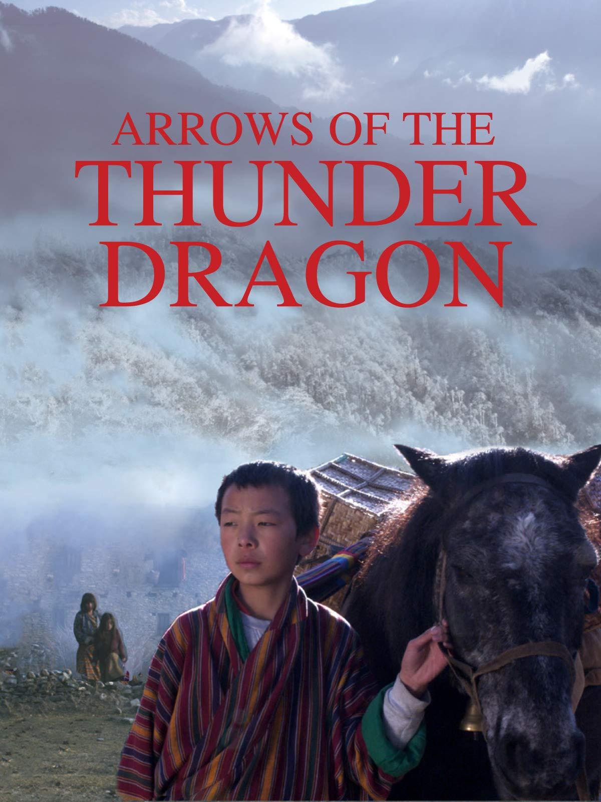 Arrows Of The Thunder Dragon on Amazon Prime Video UK