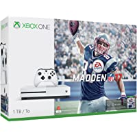 Xbox One S Madden NFL 17 1TB Console + $50 Gift Card