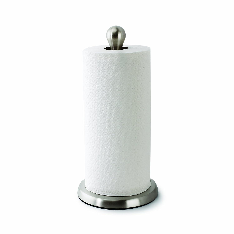 Umbra Tug Paper Towel Holder Smoke Ebay