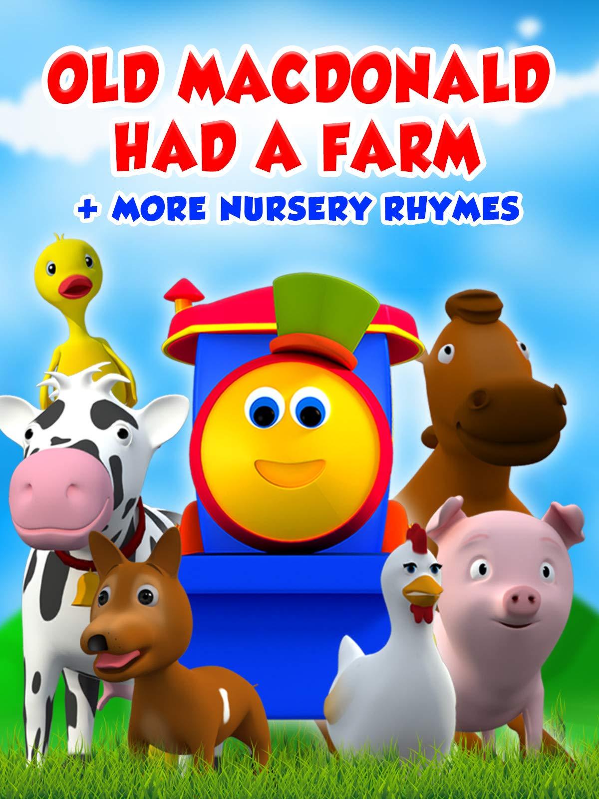 Old Macdonald Had a Farm + More Nursery Rhymes