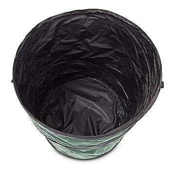 set de 3 3 sacs de jardin feuilles mortes pop up up 76 litres cuisine maison z182. Black Bedroom Furniture Sets. Home Design Ideas