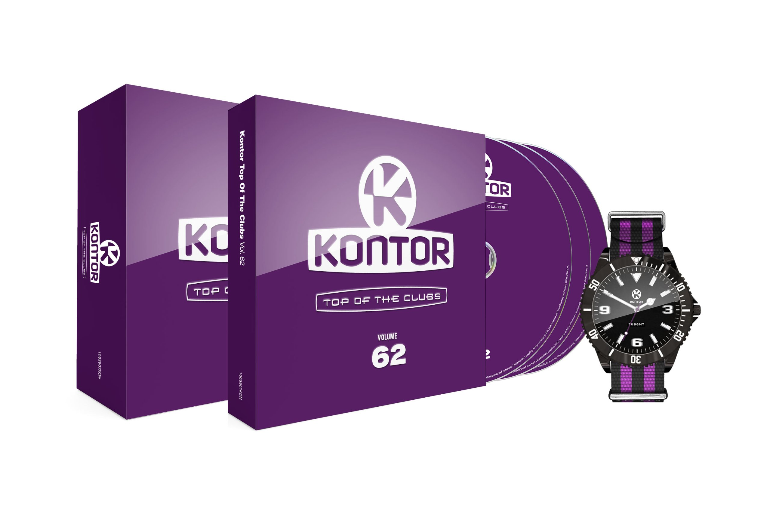 VA-Kontor Top Of The Clubs Vol.62-3CD-2014-VOiCE Download