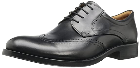 ECCO 男款真皮皮鞋$149.96美元(50% off)
