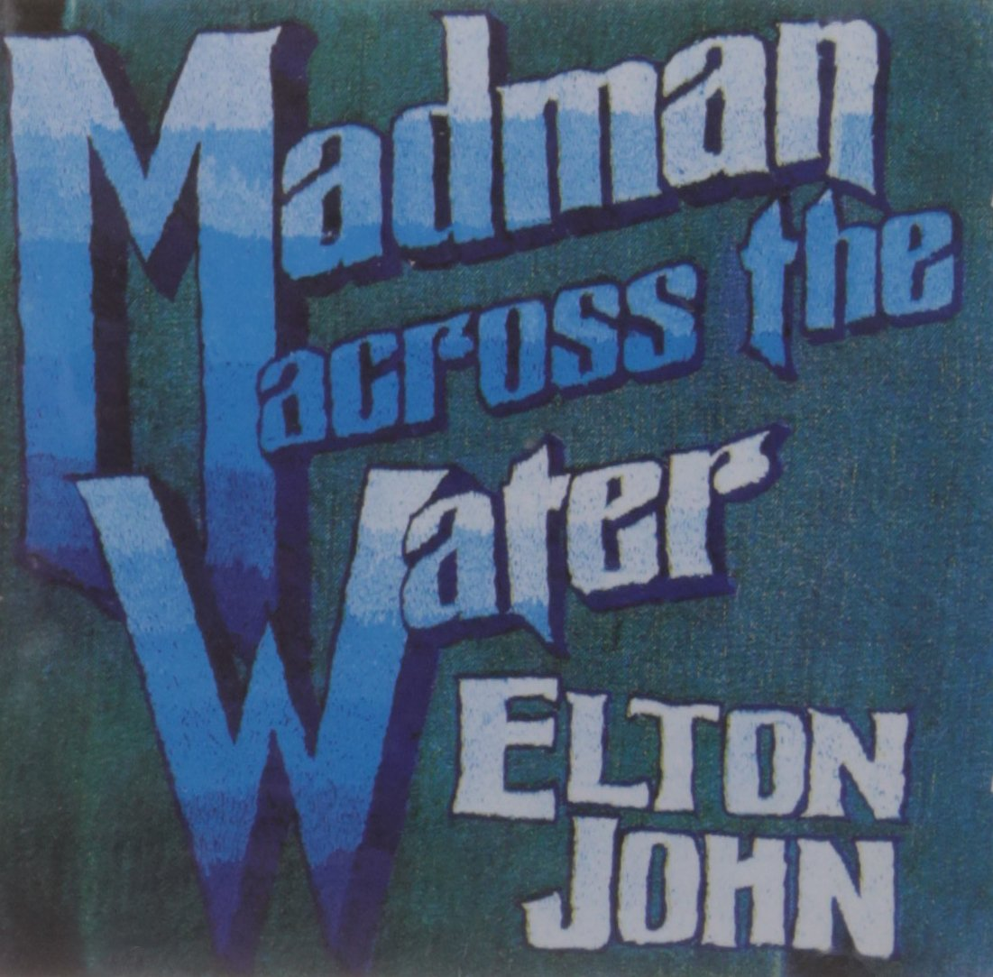 Buy Madman Across The Water Online At Low Prices In India  Amazon Music  Store  Amazon