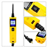 AUTOOL BT260 Electrical System Diagnostic Tool 6-30V Automotive Circuit Tester With LED Flashlight BT-260 For 6V/12V/24V Vehicle/Boat/Motorcycle/Heavy Duty/Truck Circuit System
