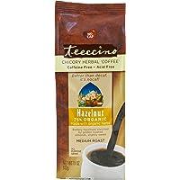3-Pack Teeccino Hazelnut Chicory Herbal Coffee Alternative 11 Ounce