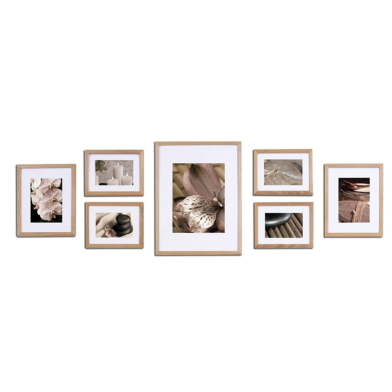 Frame Collage Kit Solid Wood Wall Frame Kit