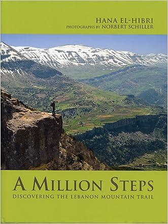 A Million Steps: Discovering the Lebanon Mountain Trail written by Hana El-hibri