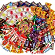 Schult�tenf�llung f�r den Kindergeburtstag oder zum F�llen einer Geburtstagspinata, 10 verschiedene S��igkeiten,154 Teile, 910 g