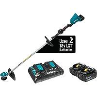 Makita XRU07PT 18V X2 LXT Lithium-Ion Brushless Cordless String Trimmer Kit