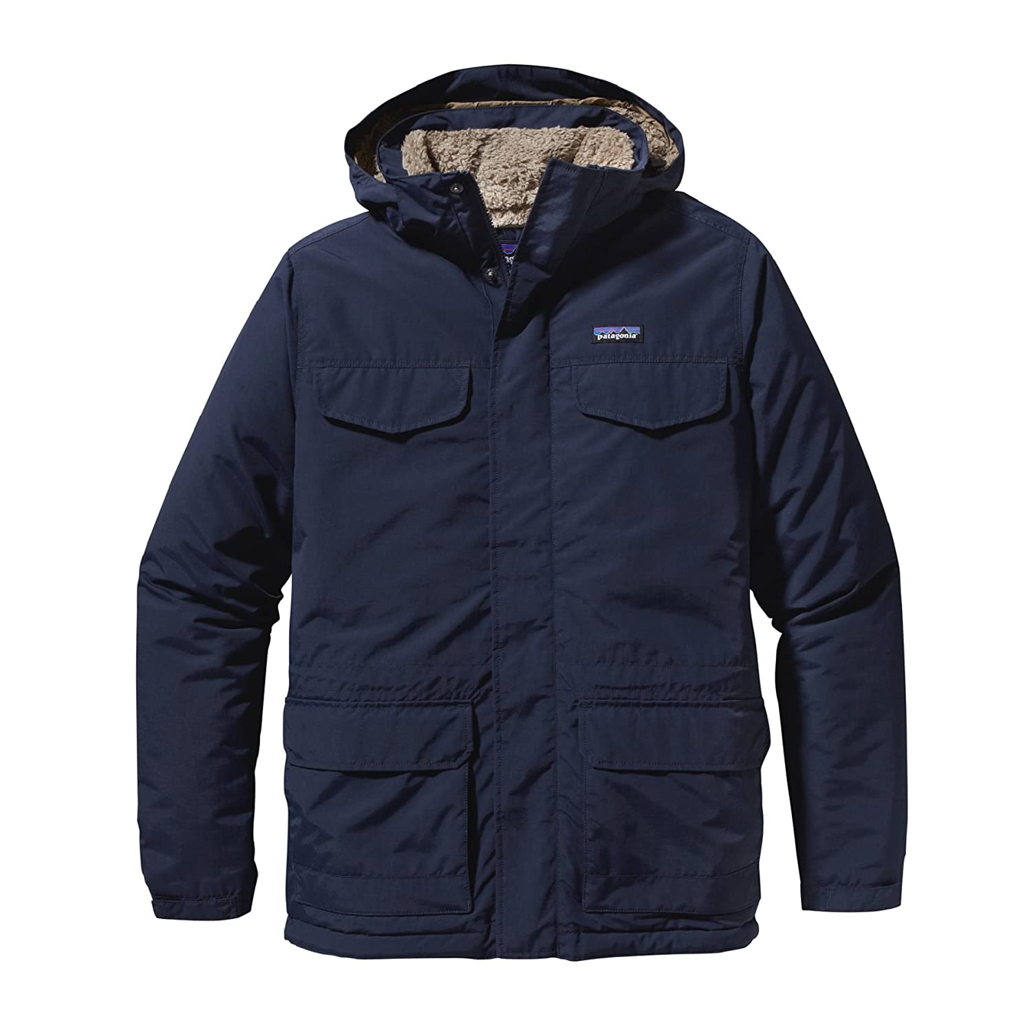 Patagonia Canvas Hoody Lined Jacket Men - Winterjacke