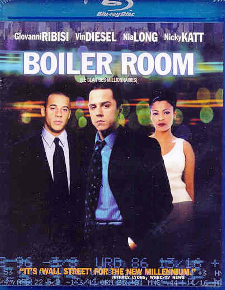 boiler room movie essay Boiler room (2000) full movie online on fmovies watch boiler room (2000) online free in hd - a college dropout gets a job as a broker for a suburban investment firm.