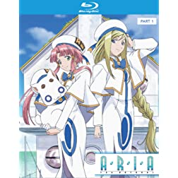 Aria The Natural Part 1 Blu-ray Collection [Blu-ray]