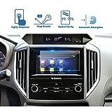 LFOTPP 2018 Subaru Crosstrek Impreza Starlink 6.5 Inch Car Navigation Screen Protector, [9H] Tempered Glass Infotainment Center Touch Display Screen Protector Anti Scratch High Clarity (Color: 2018 Subaru Crosstrek Impreza Starlink 6.5 Inch)