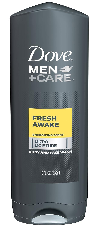 Hidratantes Dove, Lavado de cuerpo de Dove Men + Care, baño recién despierto 18 oz y geles de ducha  en Veo y Compro