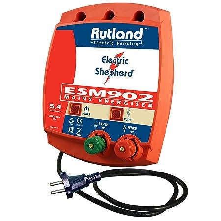 Woodstream 09–122x r Rutland esm902netzbetriebenes Appareil pour clôture