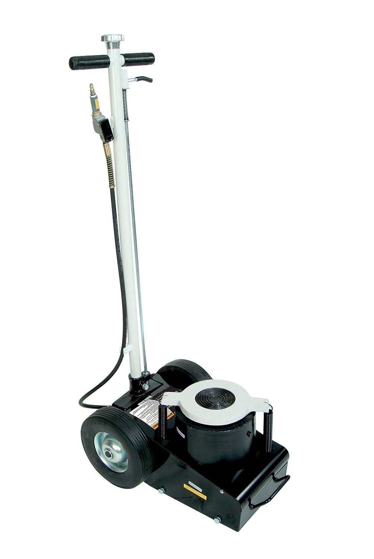 Omega 23991 Black Air/Hydraulic Axle Jack - 100 Ton Capacity  цены