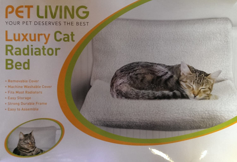 Pet Living Luxury Cat Radiator Bed