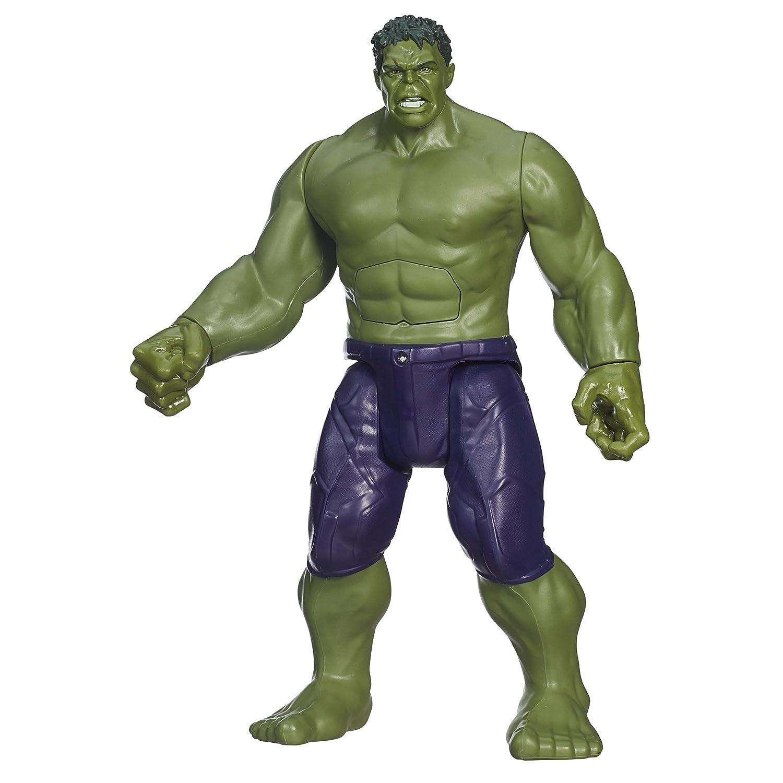 Marvel Avenger Hulk Figur mit Soundeffekt – bewegliche Figur ca 30 cm Groß kaufen