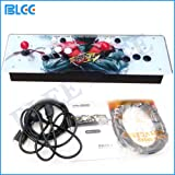 BLEE 1299 in 1 Multi Games Pandoras Box 5s Plus Arcade Console Metal 2 Players Console Support HDMI and VGA Output