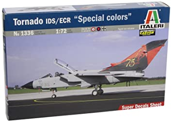 Italeri - I1336 - Maquette - Aviation - Tornado Spécial Colors