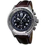 Stainless Steel Chronograph Calculator Aeromatic 1912 model no. A1222B
