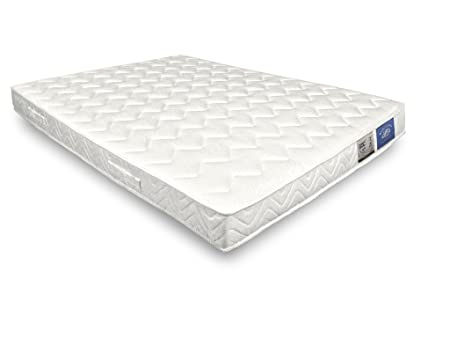 Matelas latex 65 kg TAURI 7 zones de confort anti-stress 160 x 200 cm