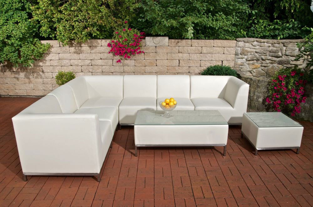 clp outdoor lounge set metis aus bis zu 5 sets und 2 farben w hlen das sofa feeling f r. Black Bedroom Furniture Sets. Home Design Ideas